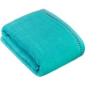 "ESPRIT Frottierserie ""Box Solid"" turquoise Badetuch 100 x 150 cm"