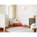 """ESPRIT Kids Mustertapete """"Dots & Stripes"""", Papiertapete, bunt 10,05 m x 0,53 m"""