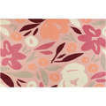 ESPRIT Kurzflor-Teppich Flower Capsul ESP-4321-01 rosa 70x140