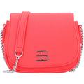 ESPRIT Mini Bag Umhängetasche 18 cm red orange