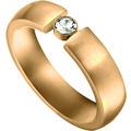 ESPRIT Ring Edelstahl gold