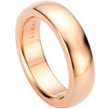 ESPRIT Ring Edelstahl rosegold