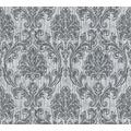 ESPRIT Vliestapete Eccentric Luxury Tapete grau metallic 357023 10,05 m x 0,53 m