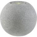 ESTERAS Zimmerbrunnen Meco Stone Granite Grey (Outdoor geeignet) Ø50x44 cm
