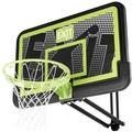 EXIT Galaxy Basketballkorb zur Wandmontage - Schwarz