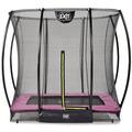 EXIT Silhouette Ground Rechteckig 153x214 (5x7ft) + Sicherheitsnetz (Pink)