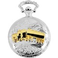Fame Taschenuhr - silberfarbig 480812000100