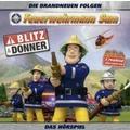 Feuerwehrmann Sam 05. Blitz und Donner Hörspiel