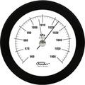 Fischer Messtechnik Barometer schwarz