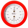Fischer Messtechnik Thermo-Hygrometer rot