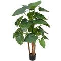 fleur ami ALOCASIA CALIDORA DELUXE Kunstpflanze, 125 cm