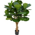 fleur ami LYRATA DELUXE Kunstpflanze, 125 cm