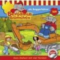 Benjamin Blümchen 109. ... als Baggerfahrer. CD Hörspiel