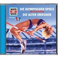 Was ist was Hörspiel-CD: Die Olympischen Spiele/ Die alten Griechen Hörbuch