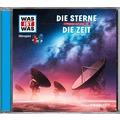 Was ist was Hörspiel-CD: Die Sterne/ Die Zeit Hörbuch