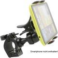 Fontastic Fahrradhalterung Snap schwarz 360° drehbar, bis zu 8.5mm