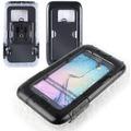 Fontastic Schutzhülle Splash schwarz 147.5x74x9.5mm (für 5 Zoll Smartphones)