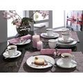 Friesland Kaffee-Set, La Belle, Friesland, 18 tlg., 6 Pers. Black & White