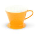 Friesland Kaffeefilter 102, Kannen & Kaffeefilter, 102 Safrangelb