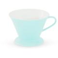 Friesland Kaffeefilter 1x4 Pastellblau
