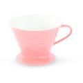 Friesland Kaffeefilter 1x4 Pastellrosa