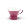 Friesland Kaffeefilter, Kannen & Kaffeefilter, 1x4 / 1-Loch Bordeaux