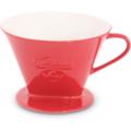 Friesland Kaffeefilter, Kannen & Kaffeefilter, Friesland, 1x4 / 1-Loch Rot
