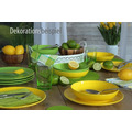 Friesland Tafel-Set 8tlg. Happymix Limette/Zitrone