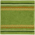 """frottana Seiftuch """"Country"""" peridot 30 x 30 cm"""