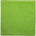 """frottana Seiftuch """"Pearl"""" limette 30 x 30 cm"""