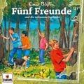 Fünf Freunde 121 und die verlassene Jagdhütte Hörspiel