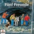 Fünf Freunde 133 und der Esel in der Tropfsteinhöhle Hörspiel