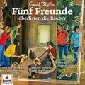 Fünf Freunde 3er Box 29 - Folgen 88/102/104 - Fünf Freunde überlisten die Räuber Hörbuch