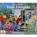 Fünf Freunde Box 28 - Folgen 86/97/105 - Fünf Freunde unter Verdacht Hörbuch