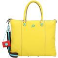 Gabs G3 Plus Handtasche Leder 36 cm lemon