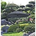 Garden Pleasure Sonnenschirm mit 24 Streben, anthrazit