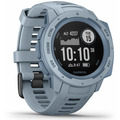 Garmin Instinct Outdoor-Smartwatch hellblau