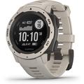 Garmin Instinct Outdoor-Smartwatch, Tundra-Grau