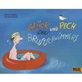 Glück und Pech eines Brustschwimmers Bilderbuch