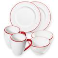 Gmundner Rubinroter Rand, Hüttenfrühstück für 2 Personen