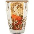 Goebel Artis Orbis Alphonse Mucha Topas - Vase