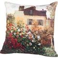 Goebel Artis Orbis Claude Monet Das Künstlerhaus - Kissenbezug