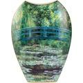 Goebel Artis Orbis Claude Monet Japanischer Garten - Vase