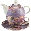 Goebel Artis Orbis Claude Monet Seerosen II - Tea for One