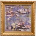 Goebel Artis Orbis Claude Monet Seerosen II - Wandbild