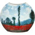 Goebel Artis Orbis Claude Monet Tulpenfeld - Vase