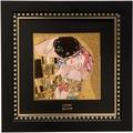 Goebel Artis Orbis Gustav Klimt Der Kuss - Wandbild