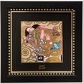 Goebel Artis Orbis Gustav Klimt Die Erfüllung - Wandbild