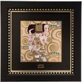 Goebel Artis Orbis Gustav Klimt Die Erwartung - Wandbild