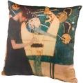 Goebel Artis Orbis Gustav Klimt Die Musik - Kissenbezug